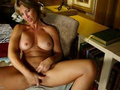 Round tits on a masturbating milf cutie movies at find-best-babes.com