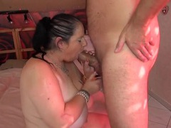 Bbw titties oiled up for a hot titjob tubes