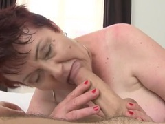 Horny old bbw fucked by a stiff young dick movies at kilopics.com