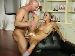 Gorgeous blonde pristine edge fucked hardcore videos