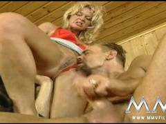 Vintage fuck and facial with a blonde milf slut movies at sgirls.net