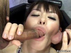 Ai himeno loves cock tease and group masturbation movies at sgirls.net