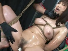 Hana tied and tormented videos