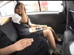 Japanese girl tied up in a car movies at sgirls.net