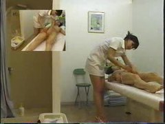 Wet sensual massage with japanese girl tubes at japanese.sgirls.net