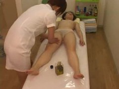 Naked and naugty massage for japanese girl videos