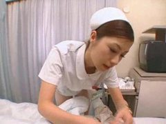 Japanese nurse treats him with hot fucking videos
