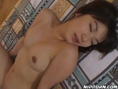 Wet japanese vagina filled with stiff dick videos