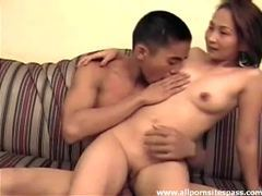 Sensual asian couple enjoy a steamy fuck session tubes at sgirls.net