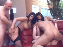 Group sex with butt sluts and finger bangers tubes at chinese.sgirls.net