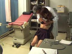 Gyno doctor gets bj from asian girl tubes at korean.sgirls.net