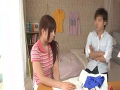 Cute asian teen and her cock riding skills movies at sgirls.net