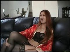 Sultry asian in silk seduces her man tubes at chinese.sgirls.net