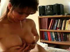 Asian milf eats his dick until he cums hard tubes at korean.sgirls.net