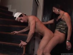 Latina tranny bangs tight man ass movies at kilotop.com