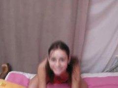 Smiling russian teen natasha videos