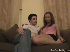 Teen talks with her man videos
