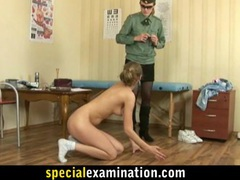 Dominant doctor and teen patient movies at find-best-panties.com