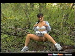 Milf colette fucks in the forest movies at kilopics.net