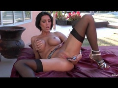 Dylan ryder toy fucks a pussy outdoors movies at find-best-panties.com