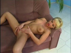 Solo babe in braided pigtails masturbates movies at freekiloporn.com