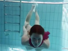 Take a swim with a skinny girl solo videos