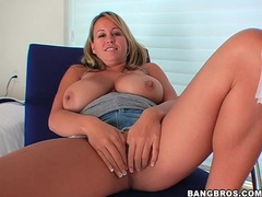 Brandy talore fondles her incredible tits movies at find-best-ass.com