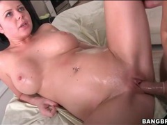 Massage table fuck with facial ending movies