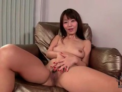 Sweet little asian in a red thong movies at sgirls.net