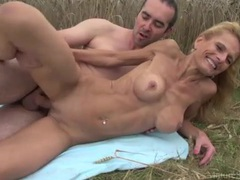 Outdoor milf sex on a windy day videos