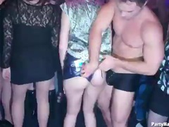 Night club scene turns wild as ladies get frisky videos