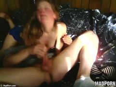 His pierced teen gf is a hot cock rider movies at find-best-videos.com