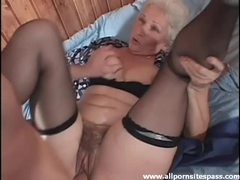 Seduction of a mature ends in hardcore fuck videos