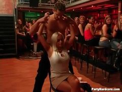 Male dancers turn on these lovely ladies movies at kilosex.com
