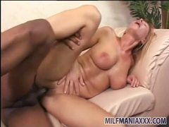 Big milf tits swinging as he dicks her hole videos