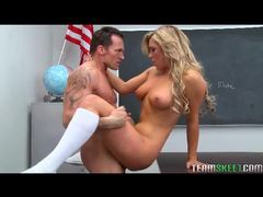 California blonde fucked by her teacher movies at kilotop.com