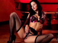 In a flawless lingerie set she looks so hot movies at freekilomovies.com