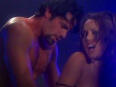 He fucks a wicked hot chick in the bar movies at sgirls.net