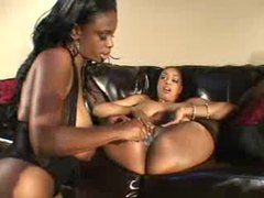 Cunt licking and toy fucking lesbian babes movies at sgirls.net
