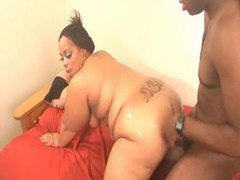 Fat black girl fucked by his black cock videos