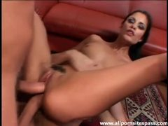 Leggy latina milf getting all her holes slammed movies at find-best-lingerie.com