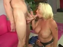 He strips so milf can suck his cock movies at sgirls.net
