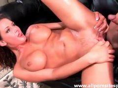 Wild minx with huge titties getting ass slammed videos