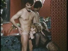 Blonde retro beauty in sexy stockings gets ravaged movies