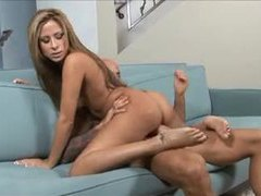 Seductive latina milf foot fucks then drilled movies at find-best-hardcore.com