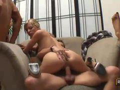 Incredibly hot ladies getting ravaged at a steamy party movies at sgirls.net