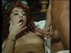 Perfect curly red hair has anal hardcore sex movies at kilotop.com