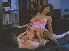 Retro milf in perfect lingerie hardcore sex videos