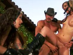 Outdoor pony play and blowjobs videos