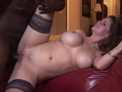 Big titty milf hardcore pornstar with a black cock movies at freekilosex.com